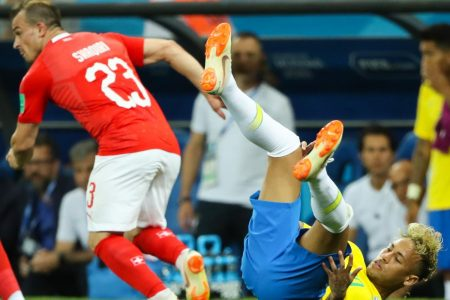 Neymar: Referees 'Have to Do Their Job' After Brazil 1-1 Switzerland