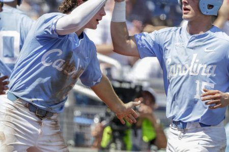 College World Series 2018: Saturday Scores, Winners and Bracket Results