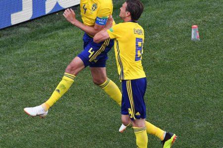 Without Zlatan, Sweden Ruin South Korea's Effort to Win World Cup Opener