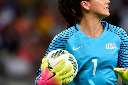 Hope Solo Campaigning Against USA's Bid to Host 2026 World Cup