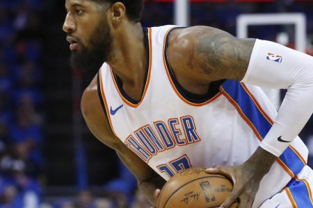 Paul George Rumors: 'Growing Belief' Thunder Have a Chance to Re-Sign Free Agent