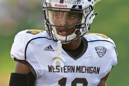 Western Michigan CB Sam Beal Petitions NCAA to Enter 2018 NFL Supplemental Draft