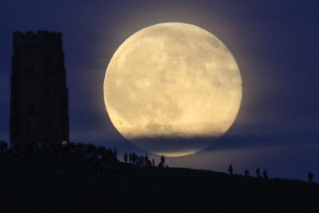 Strawberry Moon 2018: What is it? And when is the best time to see this full moon?