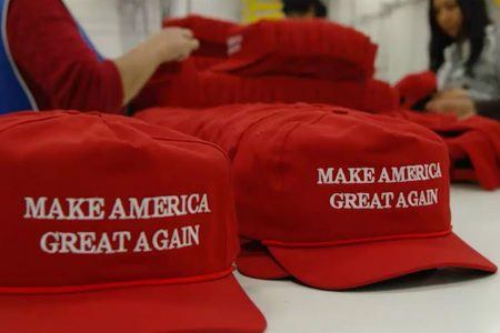 Restaurant manager fired for refusing service to man in MAGA hat