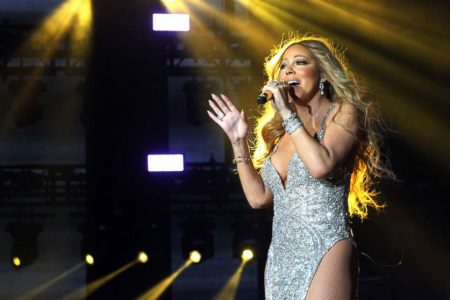 Mariah Carey tells Jimmy Kimmel the 1 good thing about her 'bleak' time on 'American Idol'