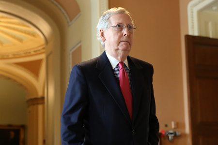Republicans seek Plan B on midterm messaging