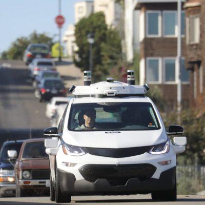 SoftBank Fund Puts $2.25 Billion in GM's Driverless Unit