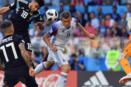 Iceland Ties Argentina, but You Can Call It a Victory