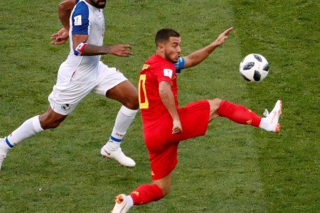 Belgium Looks Like a World Cup Heavyweight Against Panama