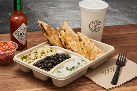 Chipotle Will Test a Quesadilla, and a New Strategy