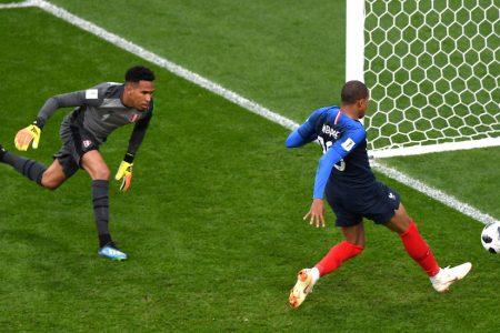 France vs. Peru: World Cup 2018 Live