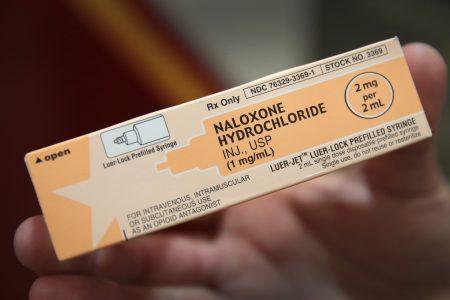 Opioid Overdose Antidote Naloxone's Recall Is the Latest Black Eye for Pfizer's Hospira