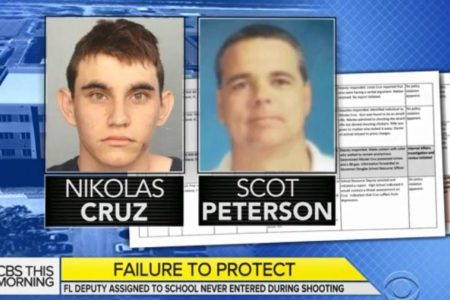 """Parkland shooting: Former sheriff's deputy says """"there was no time"""" to intervene"""