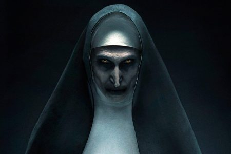 Watch the first trailer for Conjuring universe horror movie The Nun