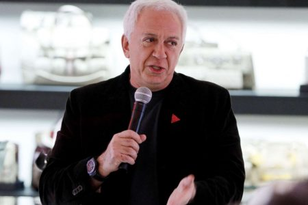 Guess co-founder Paul Marciano resigning after sexual misconduct allegations