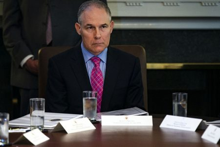 EPA spent $1560 on customized fountain pens for Pruitt: emails