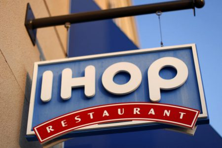 IHOP's name change: What does IHOb stand for?