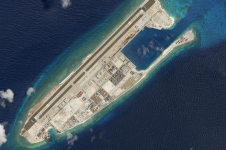 US Could 'Take Down' Man-Made Islands in South China Sea If It Needed To, Says Pentagon Official