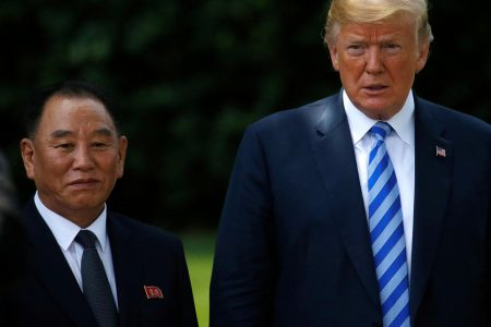 Trump hints at longer path for North Korea to denuke