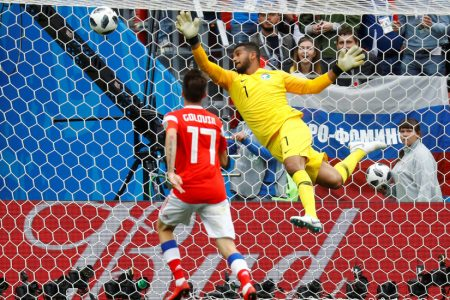 World Cup 2018: Russia Throttles Saudi Arabia in Home Opener