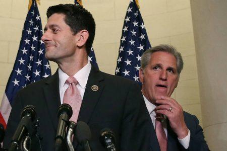 House generic ballot a toss-up: poll