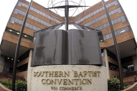 Georgia church expelled by Southern Baptists over racism claim