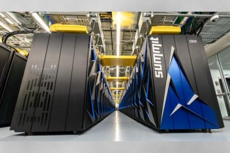 The US Just Reclaimed the World's Fastest Supercomputer Mantle From China