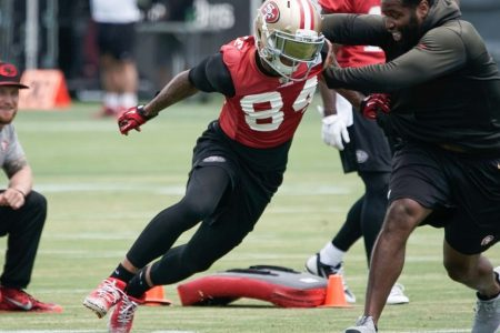 5 players that stand out during 49ers OTAs