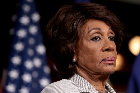 Maxine Waters cancels events over 'very serious death threat'