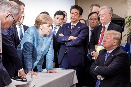 World Leaders Managed To Find An Agreement At The G7. Then Trump Tweeted.