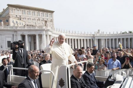 Pope Tells Oil Executives to Act on Climate: 'There Is No Time to Lose'