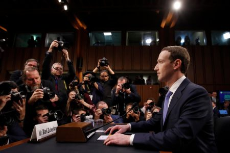 Facebook Identifies an Active Political Influence Campaign