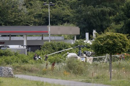 In Hollywood-Style Jailbreak, French Convict Flees Prison