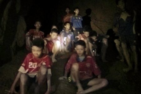 Thailand Cave Rescue: 12 Boys Found Alive After 10 Days. 'We Are Hungry.'