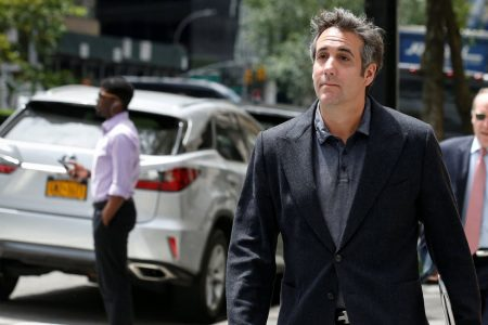 Michael Cohen Hints at Cooperating With Federal Prosecutors