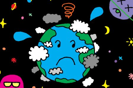 An Astrophysical Approach to Our Environmental Crisis