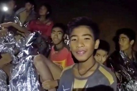 Thailand Cave Rescue Updates: New Videos of Soccer Team