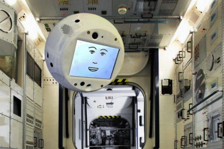 SpaceX cargo ship brings coffee, ice cream, robot to space station