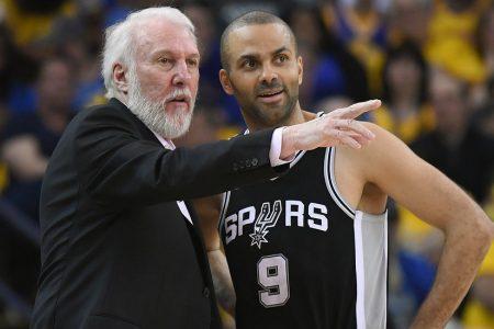 Spurs Veteran Tony Parker Leaving for Charlotte Hornets
