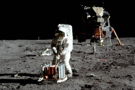 Inside Apollo 11: You Can Now Listen To Buzz Aldrin And Neil Armstrong On Their Trip To The Moon