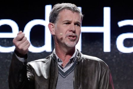 Netflix is looking at watch time as a new area of growth, but the competition is stiff