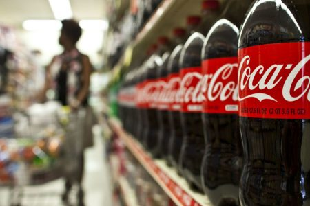 Coca-Cola beats expectations on top and bottom line