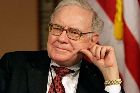 Warren Buffett donates $3.4 billion worth of Berkshire stock