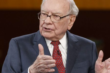 Warren Buffett finds an 'elephant' in Berkshire's own backyard