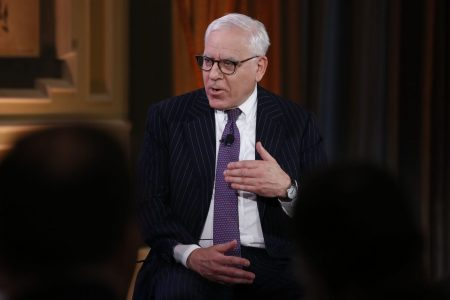 David Rubenstein: Democrats winning the House in November is no longer 'conventional wisdom' under healthy …