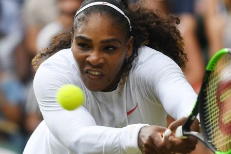 As Serena Williams Rolls, It's Tempting to Think About No. 24