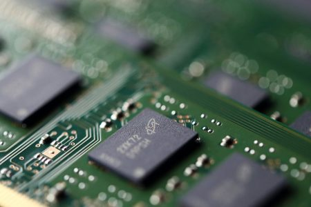 Chipmakers Are Caught in US-China Crossfire