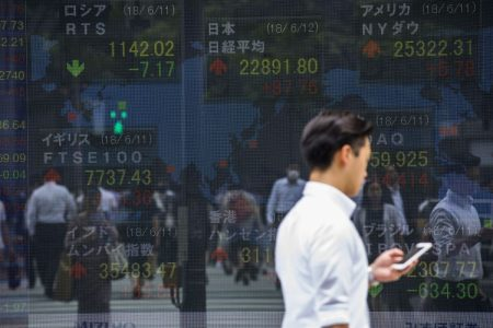 Asia Stocks Gain After Fed; Dollar Extends Advance: Markets Wrap
