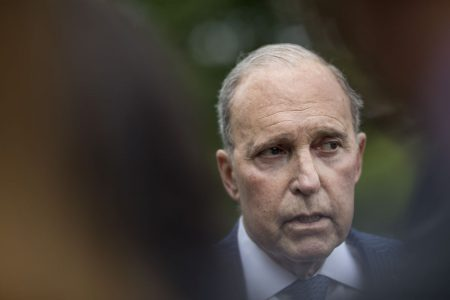 Larry Kudlow Blames China's Xi for Stalling Trade Deal