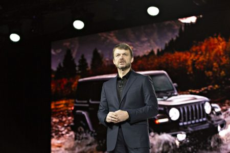 Fiat Chrysler's New CEO Shows Company's Future Is All About Jeep